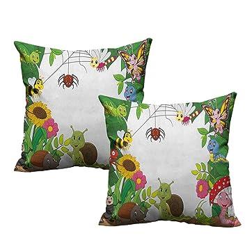 Amazon.com: RuppertTextile sofá sala de estar Hug funda de ...