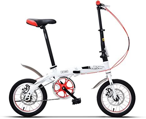 MAZHONG Bicicletas Silla plegable para bicicleta para niños de 635 ...