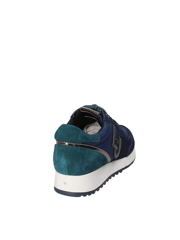 Liu-Jo B68023PX003 Turnschuhe Frauen Blau 35 35 35 ace72c