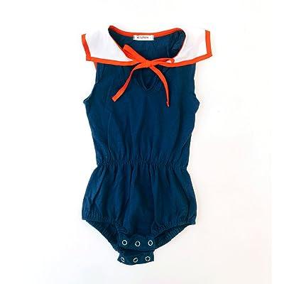 Soul Babe - Combinaison - Bébé (fille) 0 à 24 mois bleu bleu Medium