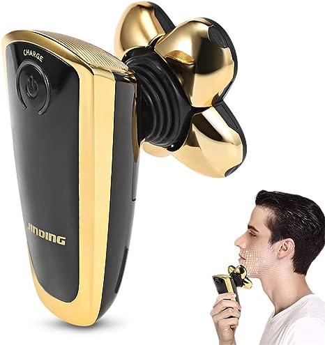 Afeitadora eléctrica maquinilla de afeitar barba trimmer para los ...