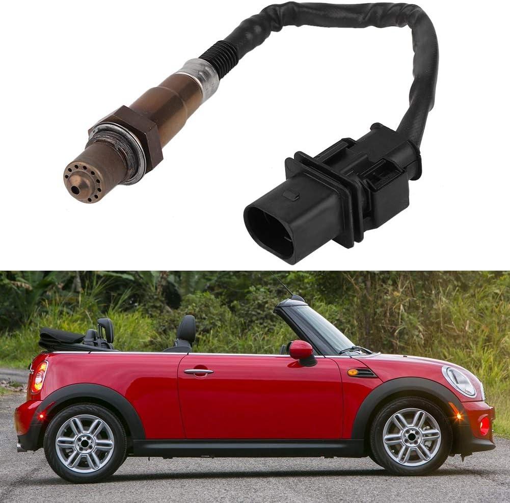 Qiilu 11787590713 Car Upstream O2 Oxygen Air Fuel Ratio Sensor for R55 R56 R57