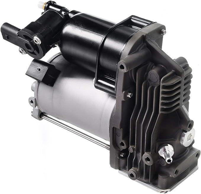 PARTS-DIYER Air Suspension Compressor Pump fit for BMW E70 X5 2007-2013 E71 E72 X6 2008-2014 37226775479 37206789938
