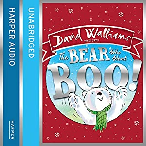 The Bear Who Went Boo! Audiobook