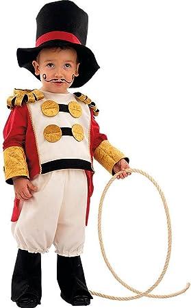 Disfraz de Domador de Circo Infantil Carnaval: Amazon.es: Juguetes ...