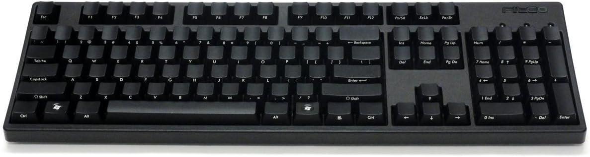 Click Action USA Filco Ninja Majestouch-2 Keyboard FKBN104MC//EFB2 NKR