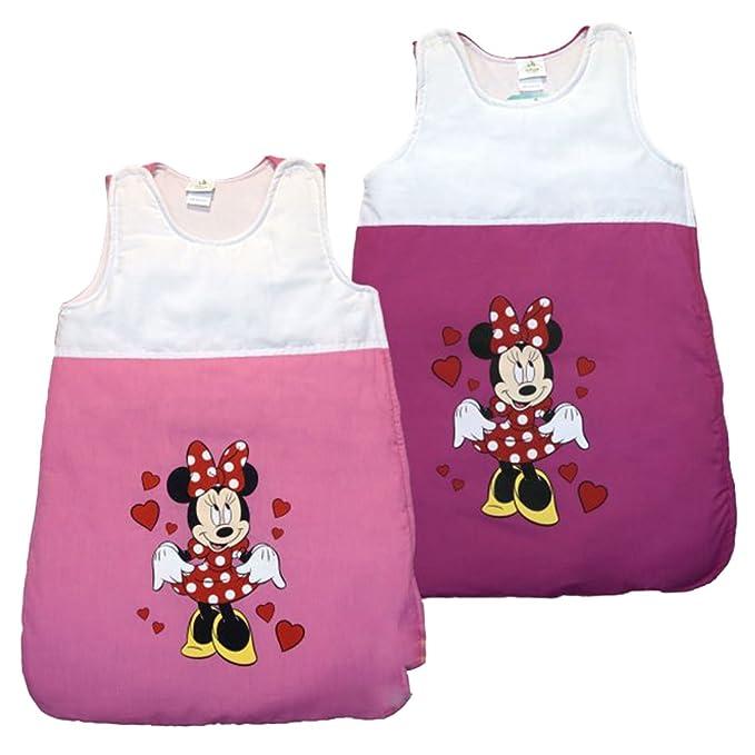 Disney - Saco de dormir - para bebé niña rosa 80 cm/86 cm : Amazon.es: Ropa y accesorios