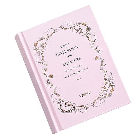 Amazon.com: Cocoray - Cuaderno para contestar 208 hojas, A6 ...