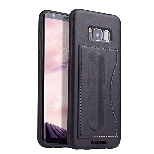 Amazon.com: PU Leather Protective Case Cover for Samsung ...