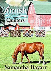 Amish Quilters: Amish Christian Romance: 4 Book Collection