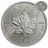 2021 CA Canadian 1 oz Silver Maple Leaf Coin 9999
