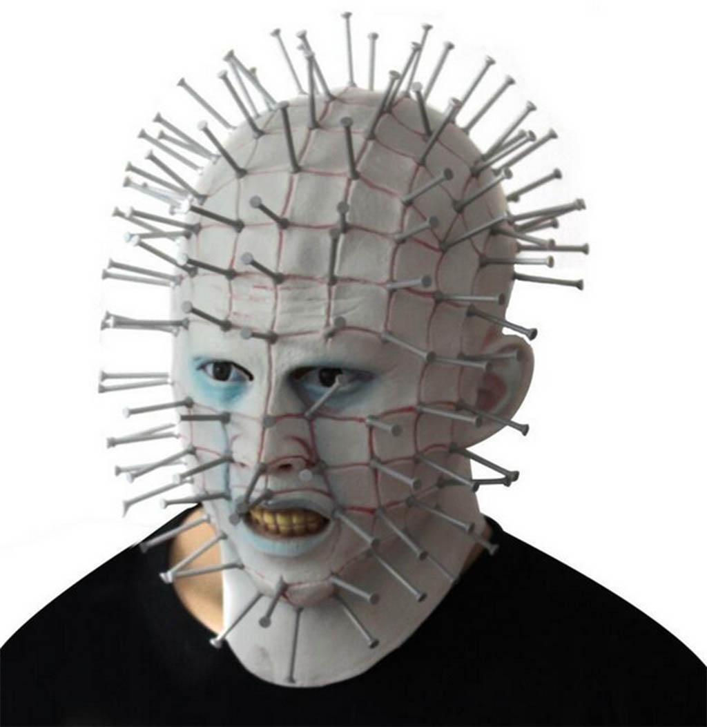 MNII Geister Jagen die Seele Maske Nagel Kopf Terror Requisiten Die Stadt der Hölle Zombie Charakter Spielen- Lustige Maske