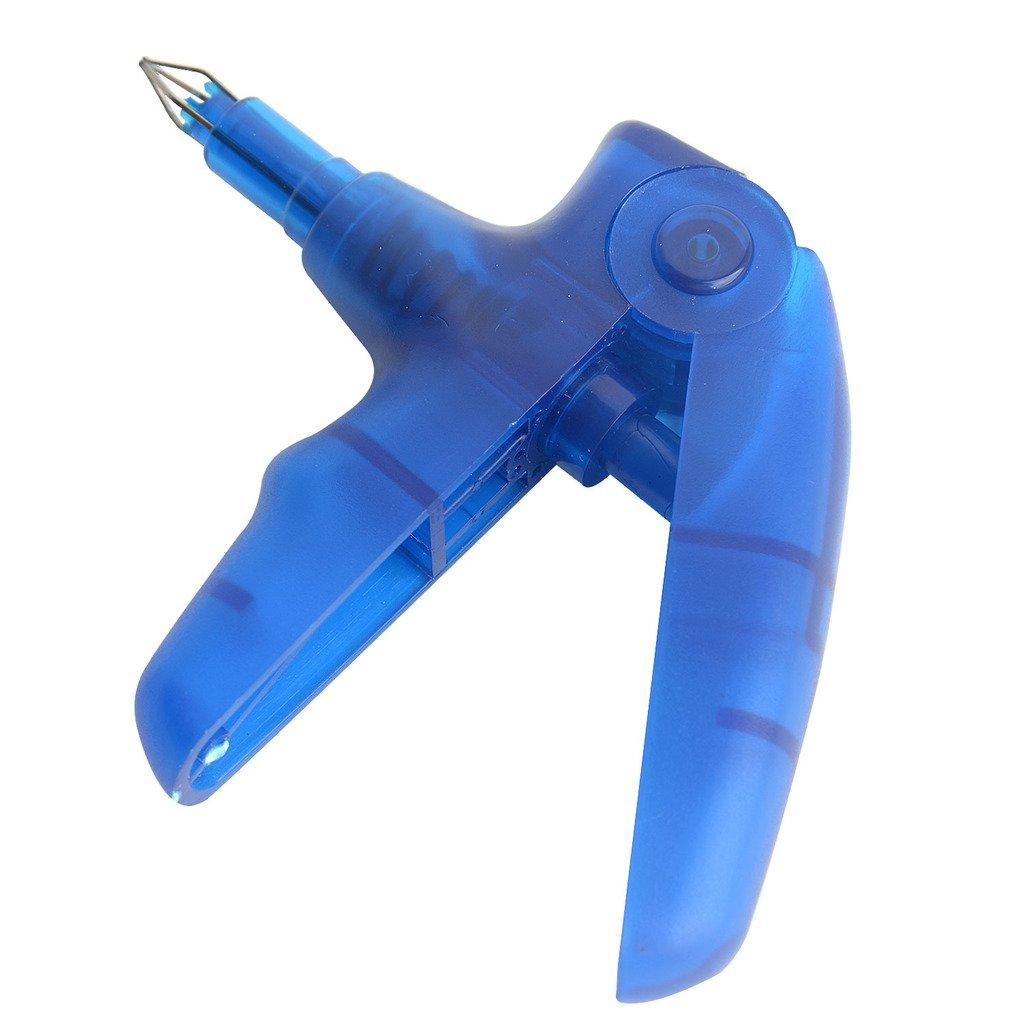 AZDENT Dental Orthodontic Ligature Gun Dispenser Blue