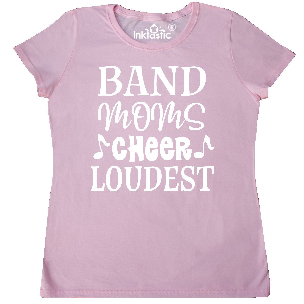 4d4aff7915 Amazon.com: inktastic - Marching Band Mom Funny Music Gift Women's T-Shirt  2c875: Clothing