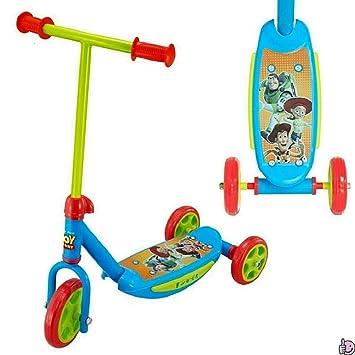 Toy Story Disney Scooter con 3 Ruedas: Amazon.es ...