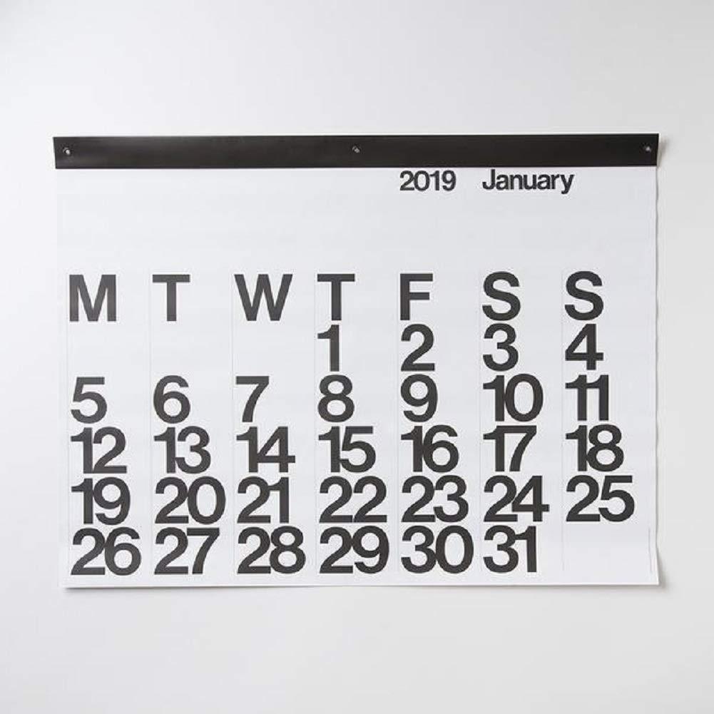 2019 Stendig Wall Calendar