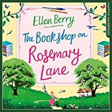 The Bookshop on Rosemary Lane Audiobook by Ellen Berry Narrated by Gabrielle Glaister