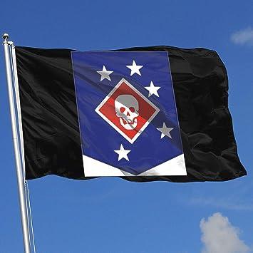 Amazon.com: TJHJOL Marine Raiders cartel de 3 x 5 pies para ...