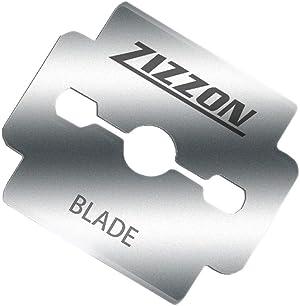 ZIZZON Callus Shaver Replacement Blades 100 Count