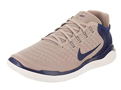 new concept 920fe d4dbd Nike Free RN 2017 Chaussures de Course pour Homme, DIFFUSED Taupe Blue Void-