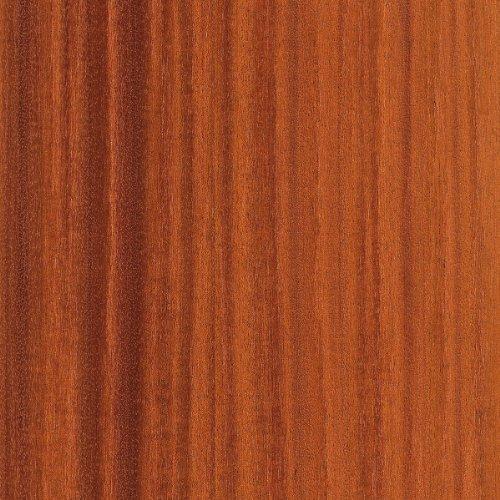 - Mahogany Wood Veneer Qtr Ribbon 4'x8' 10 mil(Paperback) Sheet