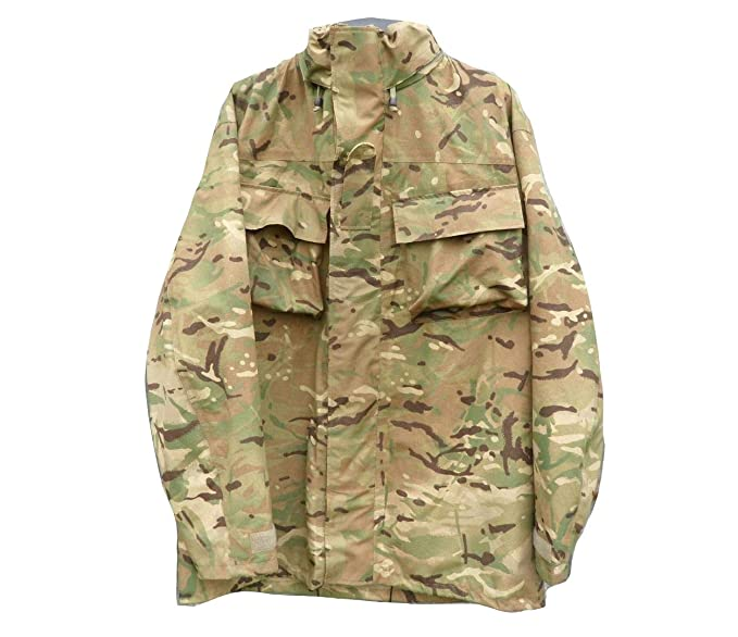470ea2017e205 Image Unavailable. Image not available for. Colour: British Army, MTP/ MVP  Gore-tex Waterproof Jacket ...