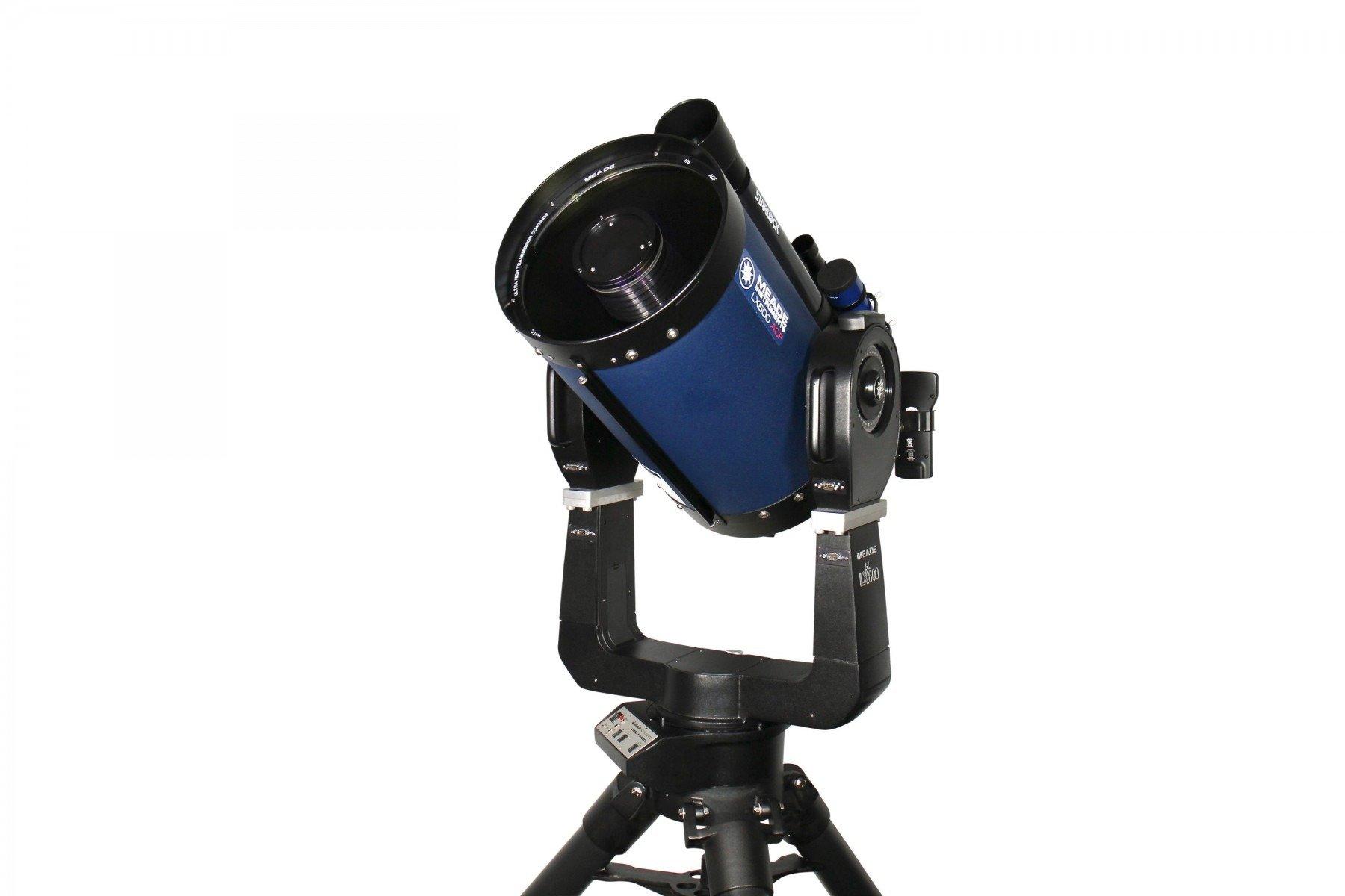 Meade LX600-ACF 12'' f/8 Go-To Schmidt-Cassegrain Telescope w/Tripod & Starlock (12'') by Meade