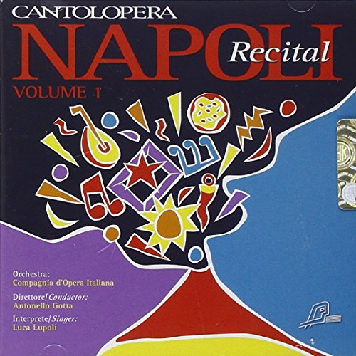 Music Minus One voice: Napoli Recital, vol. I (Opera Karaoke) ()