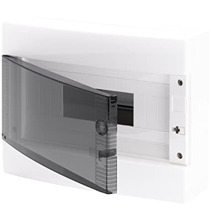 Gewiss GW40045 caja eléctrica - Caja para cuadro eléctrico (280 mm, 100 mm,