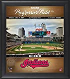 "Cleveland Indians Framed 15"" x 17"" Welcome to the Ballpark Collage - Fanatics Authentic Certified - MLB Team Plaques and Collages"