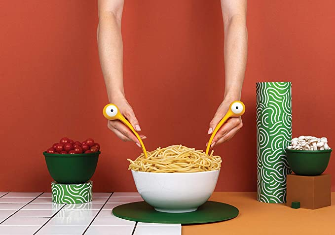 PASTA MONSTERS Pasta and Salad Servers