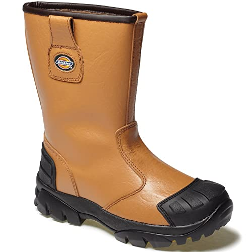 08ed835b54c Dickies Super Safety Scuff Cap Rigger Boots