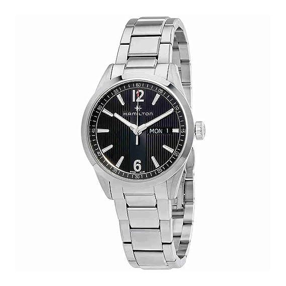 Hamilton H43311135 Broadway Day Date Quartz Reloj Hombre