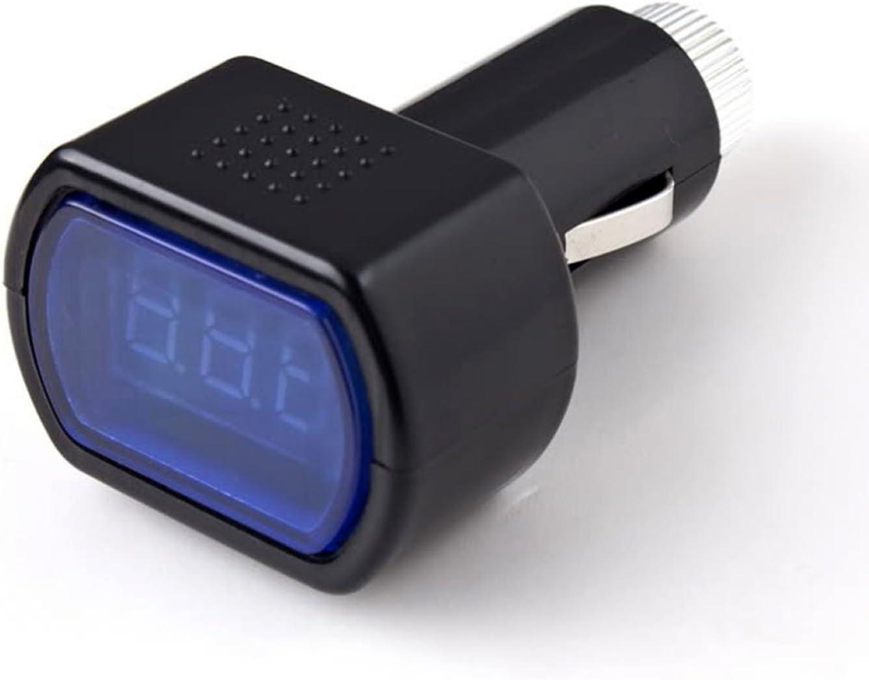 1x Medidor Digital para Comprobar Voltaje de Batería de Automóvil Voltimetro 4049_1