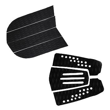 Sharplace Cojín de Tracción para Perro Deck Grip Mat + Cojín de Tracción para Surfboard Tabla de Surf: Amazon.es: Deportes y aire libre