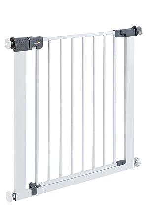 Türgitter Treppenschutzgitter Absperrgitter Metall 90,5-101,5 cm Autoclose