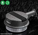 30W Dusk to Dawn LED Outdoor Barn Light, MINGER LED Floodlight with Photocell, Perfect for Area Yard Path Garage Lighting (3500LM ,5000K, IP65, ETL-listed, 5-year Warranty)