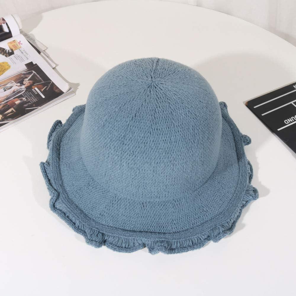 geiqianjiumai Sombrero de Pescador de otoño e Invierno Sombrero de ...