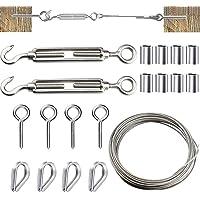 Cables sintéticos y de acero