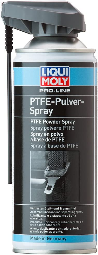Liqui Moly 7384 Pro Line Ptfe Pulverspray 400 Ml Auto