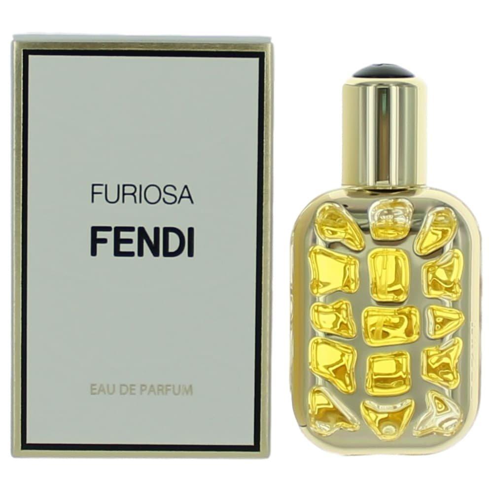 Amazoncom Fendi Furiosa Eau De Parfum Spray 1 Ounce Beauty