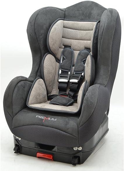 SEGGIOLINO AUTO 9-18KG. Nania, mod. Cosmo ISOFIX Premium sable
