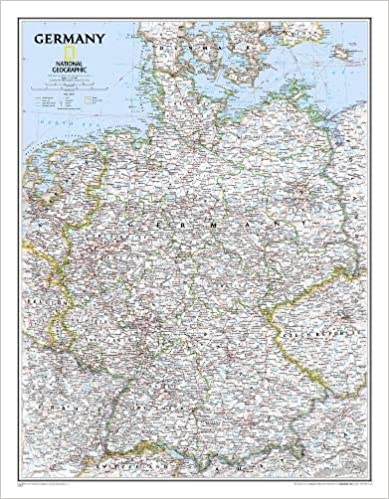 Amazon.com: National Geographic: Germany Clic Wall Map ... on peru map, bavaria map, austria map, denmark map, china map, native american map, norway map, japan map, croatia map, europe map, ireland map, greece map, israel map, poland map, czech republic map, iceland map, spain map, portugal map, belgium map, england map, united kingdom map, mexico map, turkey map, canada map, india map, the netherlands map, australia map, great britain map, italy map, texas map, luxembourg map, cyprus map, france map,
