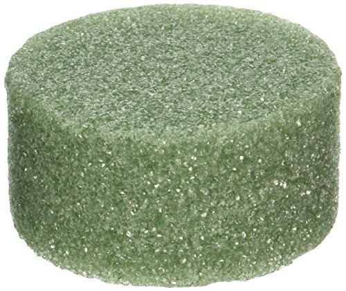 FloraCraft Styrofoam Disc 1.8 Inch x 2.8 Inch Green