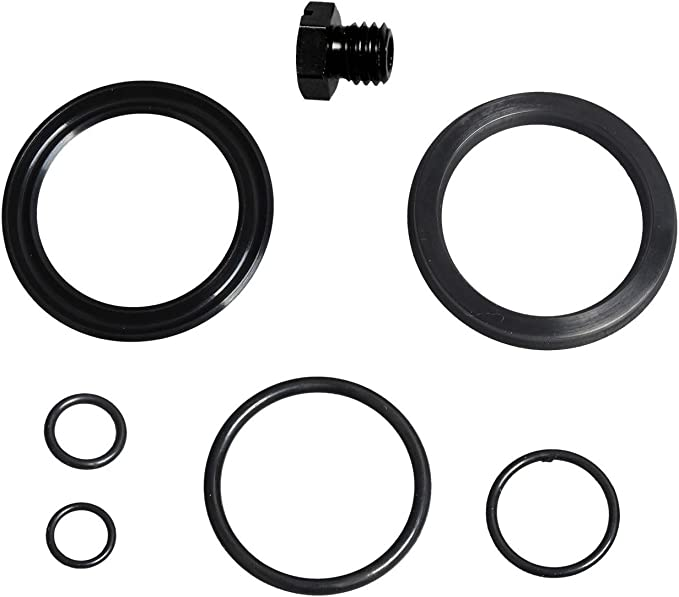 New Duramax Deluxe Fuel Filter screw Head Rebuild Seal Kit With Viton O-rings