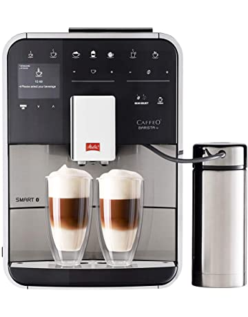 Melitta F85/0-102 Barista TS Smart Coffee Machine, Plastic, 1450 W, 1.8 liters, Black
