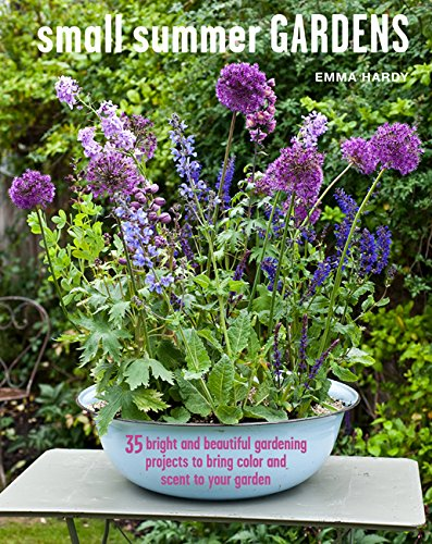 Small Summer Gardens: 35 bright and beautiful gardening projects to bring color and scent to your garden -