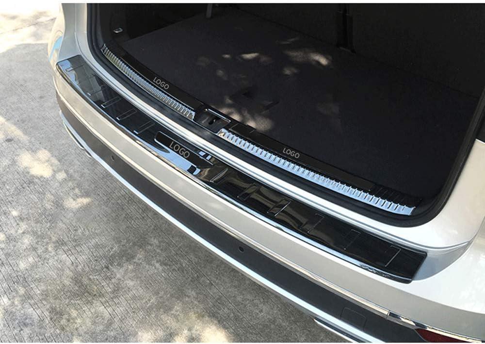 Qqy Ladekantenschutz Stoßstangenschutz Für Mazda Cx 5 Cx5 2017 2018 2019 2020 Auto Heck Türschwelle Kofferraum Schutzbrett Dekoration Styling Zubehör Edelstahl Küche Haushalt