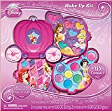 Disney Princess Vanity Disney Princess Makeup Kit Gift Set in Slide Out Case