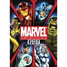Marvel Animation 6-Film Set